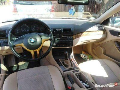 używany BMW 320 Ci