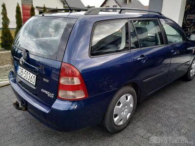 używany Toyota Corolla COROLLA KOMBIKOMBI
