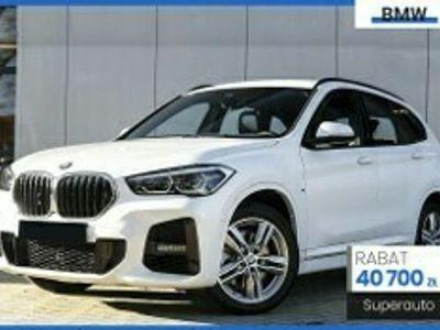 używany BMW X1 2.0 sDrive18d (150KM) | M SPORT + System nawigacyjny + Kamera cofani