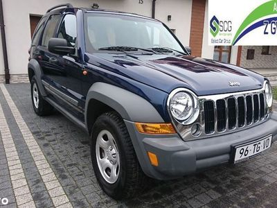 używany Jeep Cherokee III