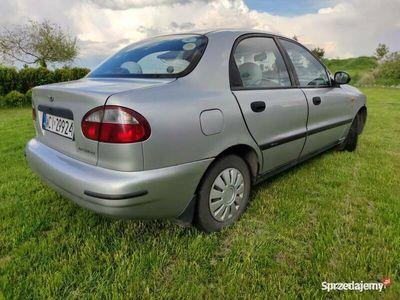 używany Chevrolet Lanos Nexia 1.5 8V klima el. szyby