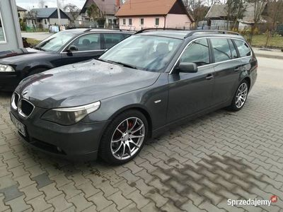 używany BMW 218 530d e61 3.0automat /możliwa zamiana