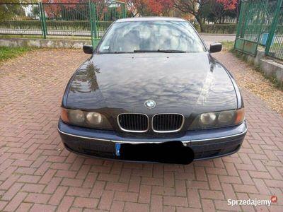 używany BMW 520 i b+g 1997r. Cena do negocjacji