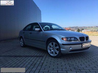 używany BMW 501 seria 3 1.8dm3 2003r.000km E46*LIFT*Bezwypadkowa*ks.Serwisowa*Nowe sprzegło*po serwisie