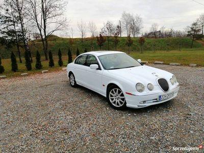 używany Jaguar S-Type 4.0 BENZYNA