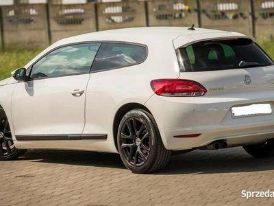 używany VW Scirocco