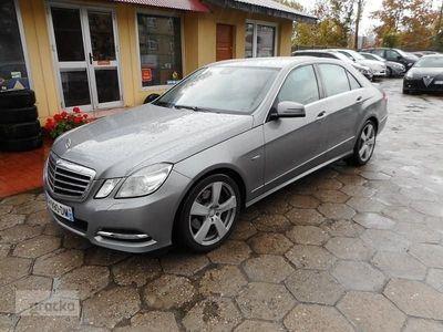 gebraucht Mercedes 220 Klasa E W212Navi Skóra klimatronik Alufelgi