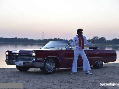 używany Cadillac Deville V8 400 PS COUPE Jeden z kolekcji Elvisa Presleya