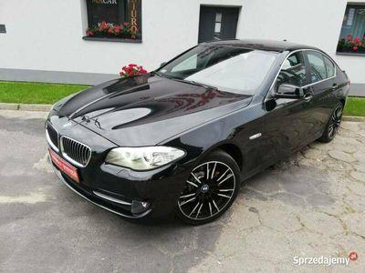 używany BMW 520 2dm 184KM 2011r. 140 000km