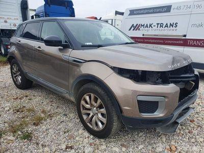 używany Land Rover Range Rover evoque RANGE ROVER EVOQUE SUV SUV