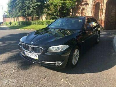 używany BMW 520 2dm 185KM 2011r. 157 000km