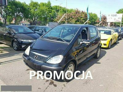 używany Mercedes A170 1.7dm 95KM 2004r. 232 479km