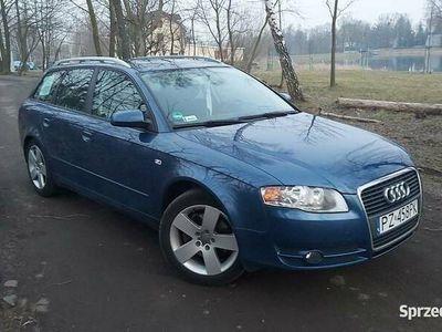 używany Audi A4 B7 zadbane