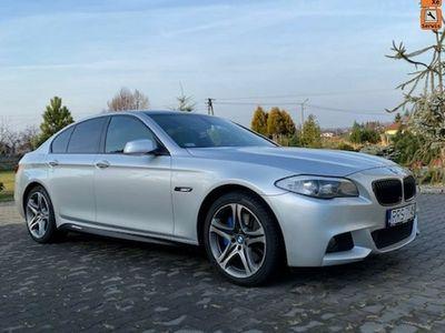 używany BMW 535 3dm 313KM 2012r. 190 000km