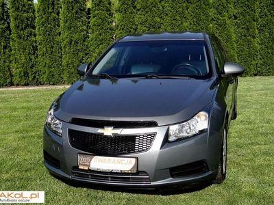 używany Chevrolet Cruze 1.6dm 124KM 2012r. 69 300km