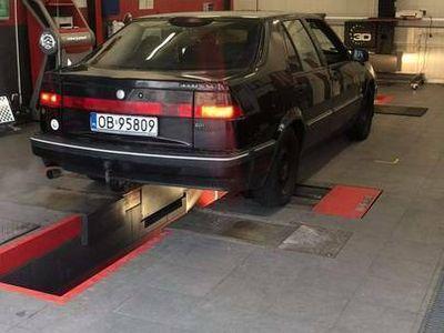używany Saab 9000 2.0 turbo