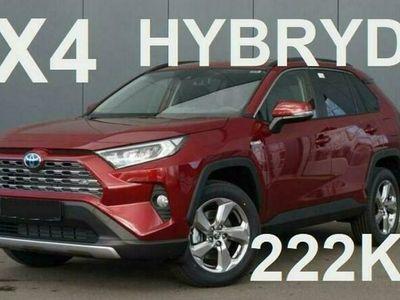 używany Toyota RAV4 Hybryda 222KM Comfort Pakiet Style Adaptacyjny Temp Światła LED 1418zł V (2018)