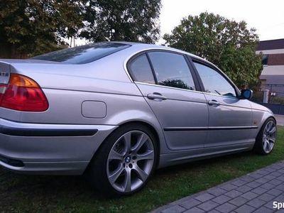 używany BMW 323 i 2.5 benzyna 170 km