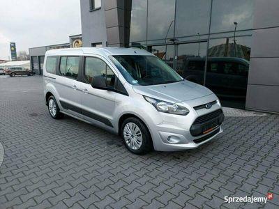 używany Ford Tourneo Connect stan bdb, zadbany,klimatyzacja,1.6TDCi/115KM,f-ra VAT23% II (2013-)