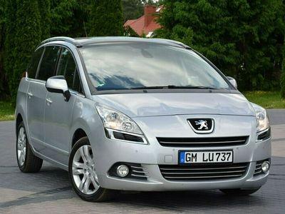 używany Peugeot 5008 2dm 163KM 2012r. 213 758km