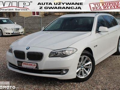 gebraucht BMW 520 SERIA 52,0D 184km NAVI WEBASTO EL. Klapa Xenon