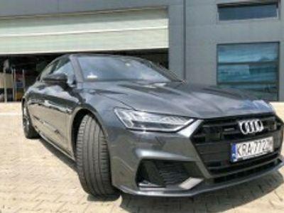 używany Audi A7 Sportback III 55 TFSI Quattro S tronic 340 KM S Line