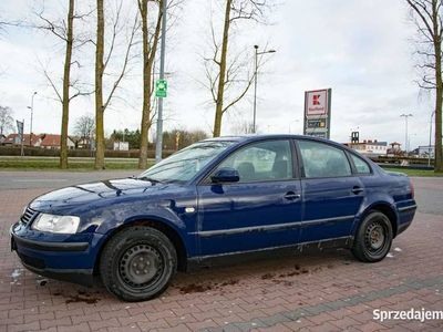 używany VW Passat 1.8T lpg zamiana