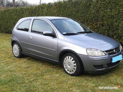 używany Opel Corsa C 1.2 TwinPort 16V 80 kM z 2005 roku