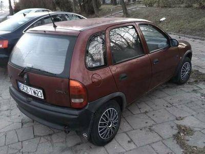 używany Opel Corsa 1.2 z gazem
