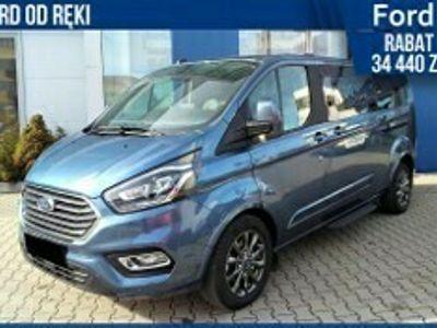 używany Ford Custom T TourneoMCA 130Km Titanium L2 AUTOMAT !! 9 miejsc !! Kamera !