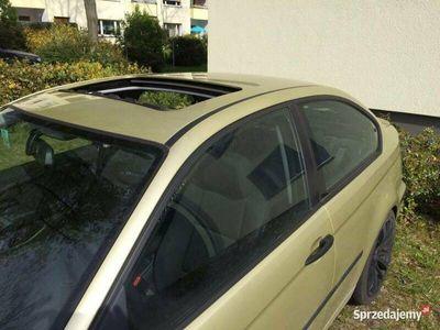 używany BMW 316 Compact