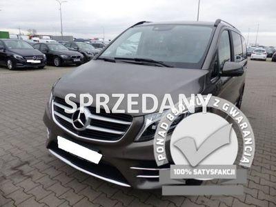 używany Mercedes V250 V 250 - BENZ4MATIC AUTOMAT 2018r../ Automat / FV 23 % /Gwara II (2014-)