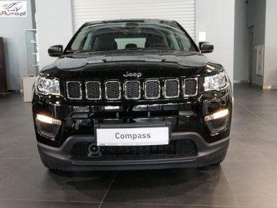 używany Jeep Compass 1.4dm3 140KM 2017r. 10km Sport