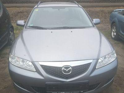 używany Mazda 6 1.8dm 120KM 2005r. 241 000km