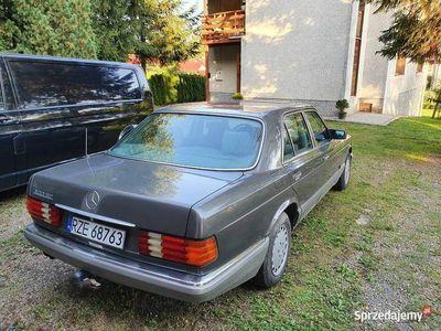 używany Mercedes 300 w126SE 1989