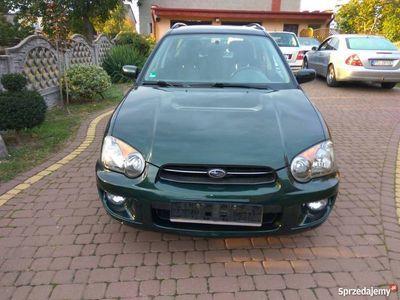 używany Subaru Impreza GX 125 km 2004 rok