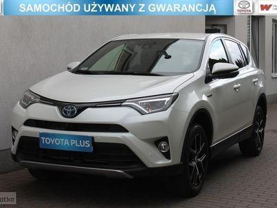używany Toyota RAV4 IV Hybrid Prestige 4x2