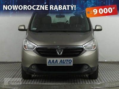 używany Dacia Lodgy  Salon Polska, VAT 23%, Klima
