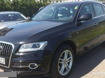 używany Audi Q5 8R 2.0 190KM