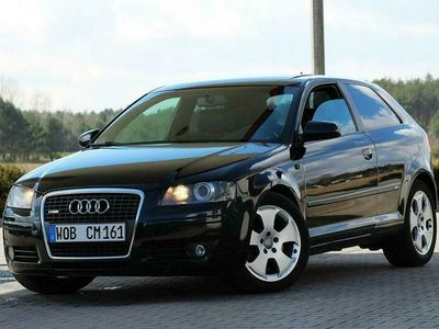 używany Audi A3 2dm 170KM 2006r. 203 497km