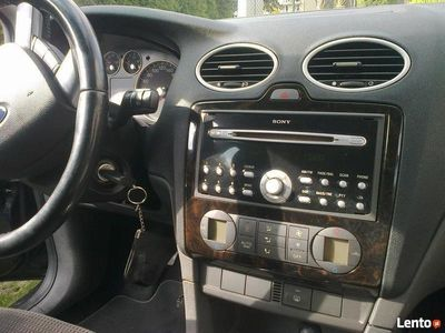 używany Ford Focus Combi GHIA