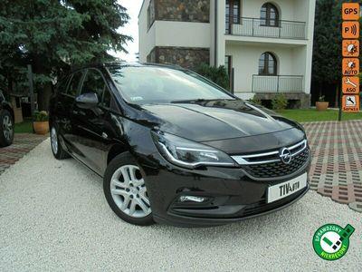 używany Opel Astra 1.6dm 136KM 2018r. 62 000km
