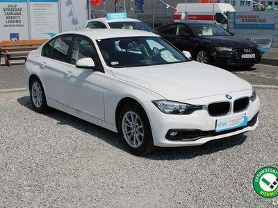 używany BMW 318 Salon Polska F-vat Gwarancja czujniki cofania 1.5 PB 136 KM