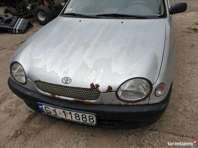 używany Toyota Corolla 1.3 gaz