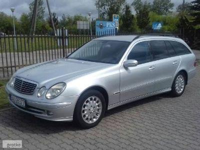 używany Mercedes E320 Klasa E W211CDI T Avantgarde