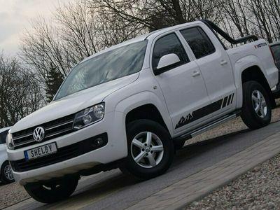 używany VW Amarok 2dm 140KM 2014r. 151 000km