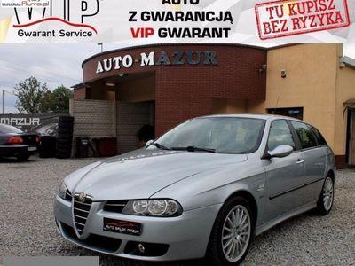 używany Alfa Romeo 156 2.4dm 200KM 2005r. 178 000km