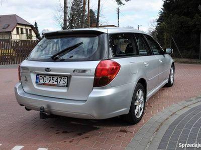 używany Subaru Legacy 2,0 16V Salon Polska ! 138 KM ZAMIANA !