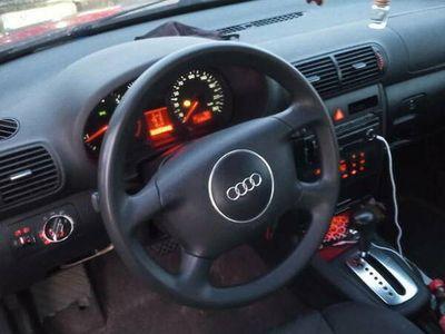używany Audi A3 automat 2002r polift