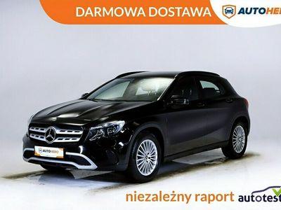 używany Mercedes GLA180 DARMOWA DOSTAWA Navi, Klima Auto, Podg.Fot, PDC, Hist.Serwis